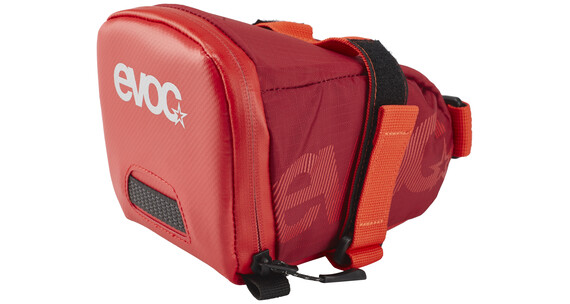 EVOC Tour pyörälaukku 1 L , punainen